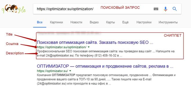 Прогон сайта под гугл