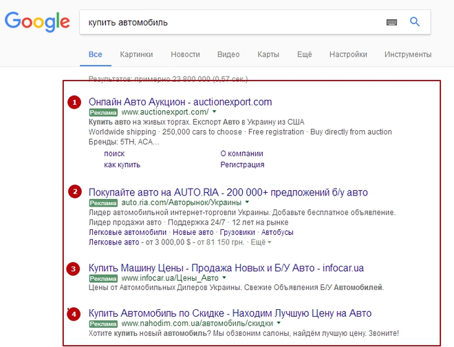 Контекстная реклама купить недобросовестная реклама в интернете